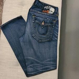 True Religion Jeans sz 34